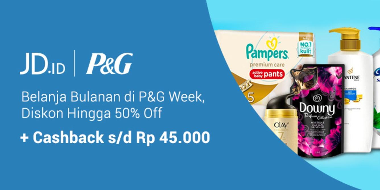 Promo P&G JD.ID