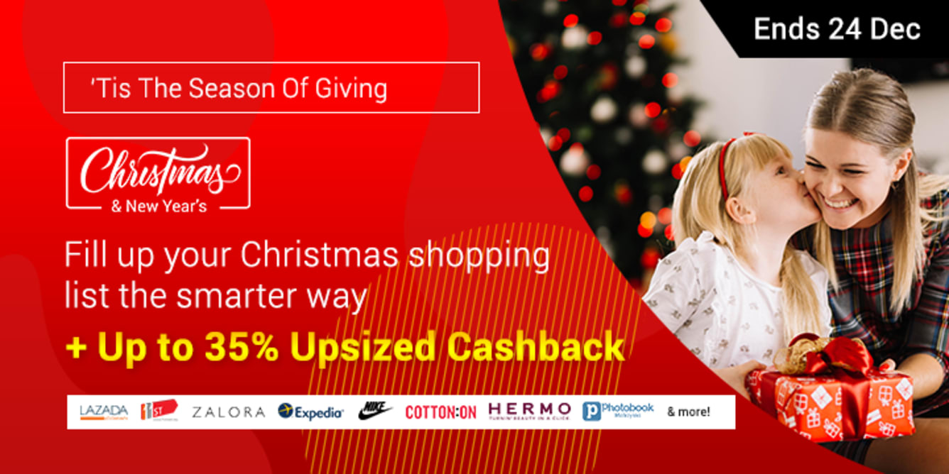 Christmas Promotions | ShopBack