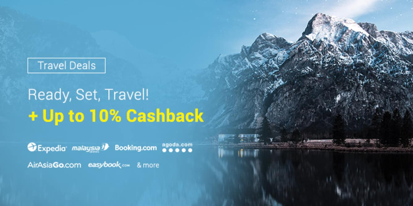 Travel Deals | ShopBack