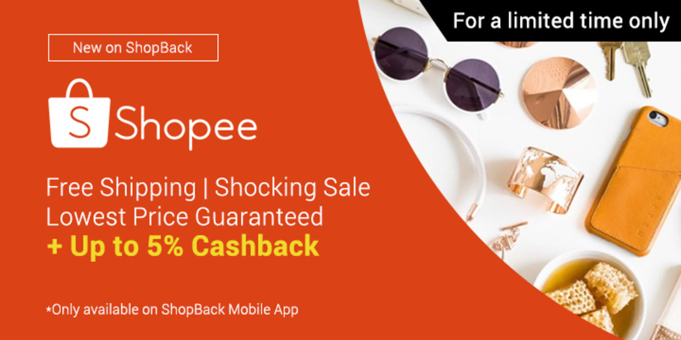 Shopee Launch April 2018 - ShopBack