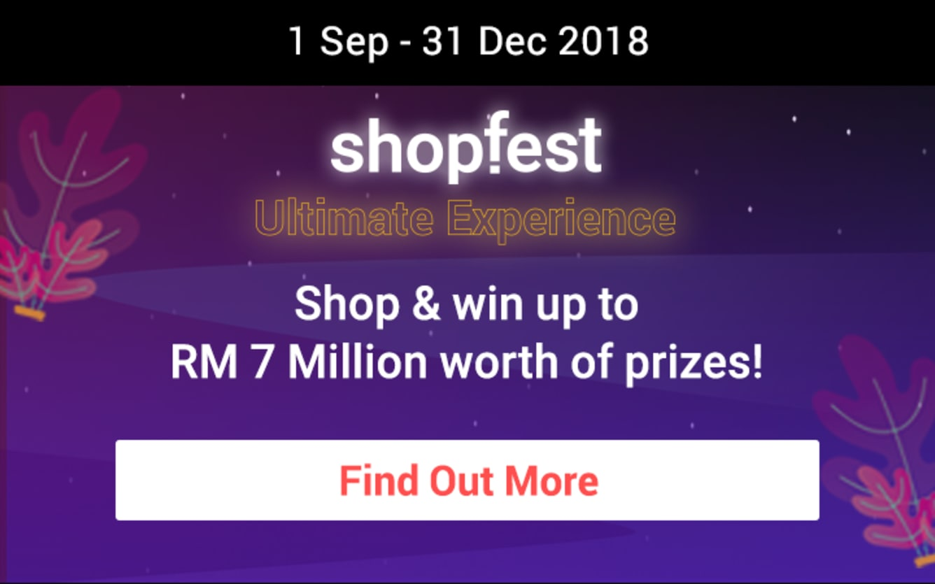 ShopFest Ultimate Experience 2018
