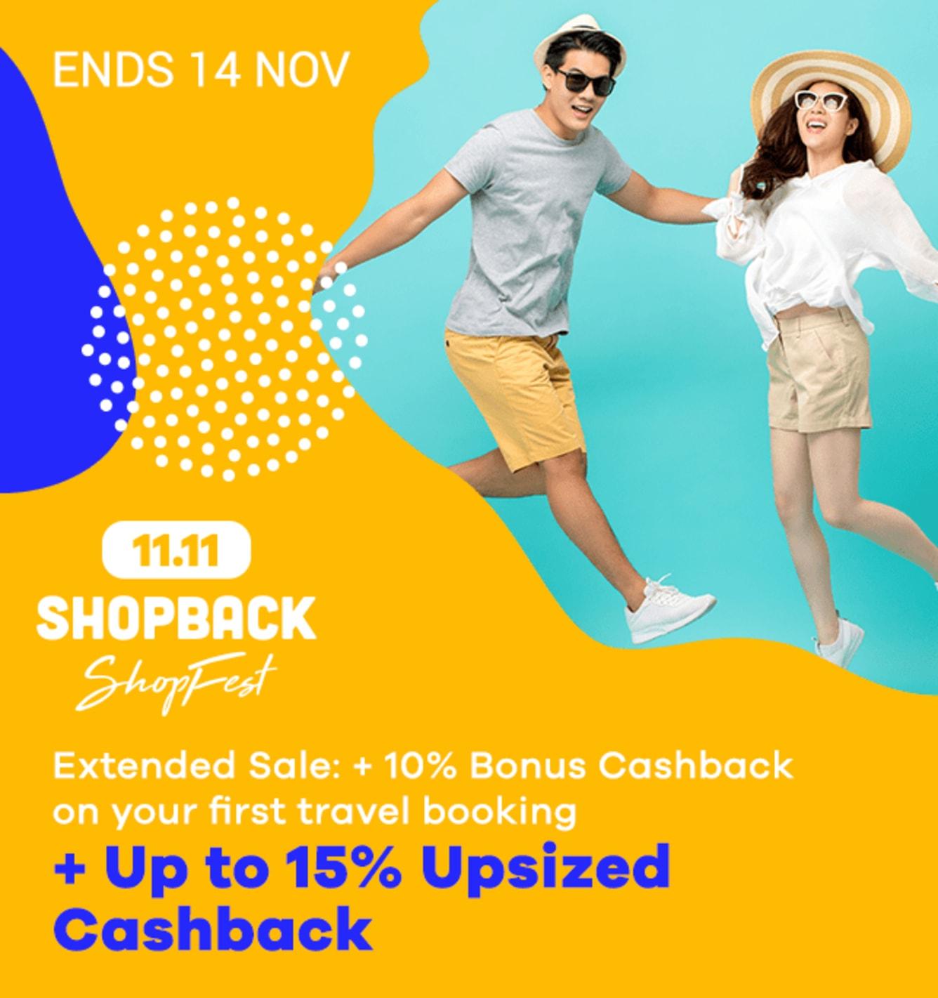 11.11 Shopback ShopFest 2019