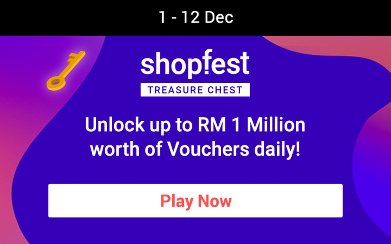 Treasure Chest Dec 2018