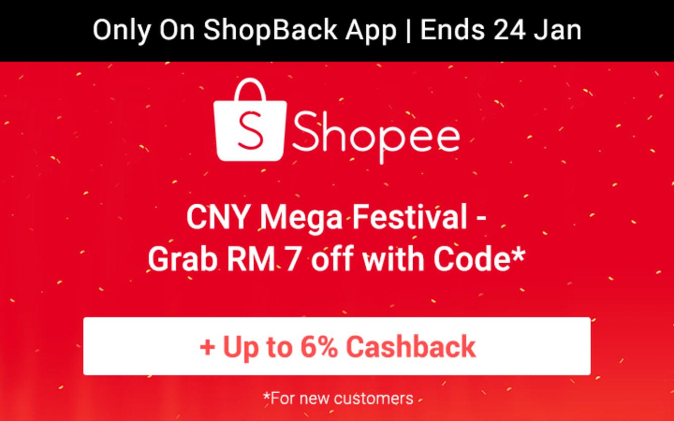 Shopee CNY Mega Festival