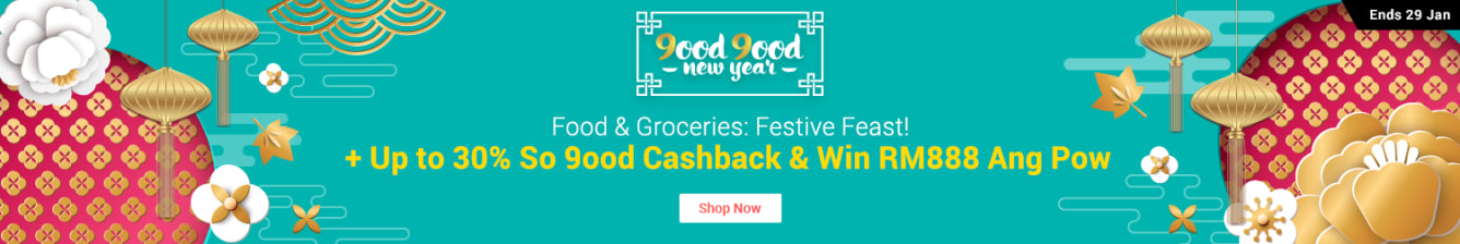 Chinese New Year 2019 ShopBack Up to 30% Cashback (Fashion & Groceries)