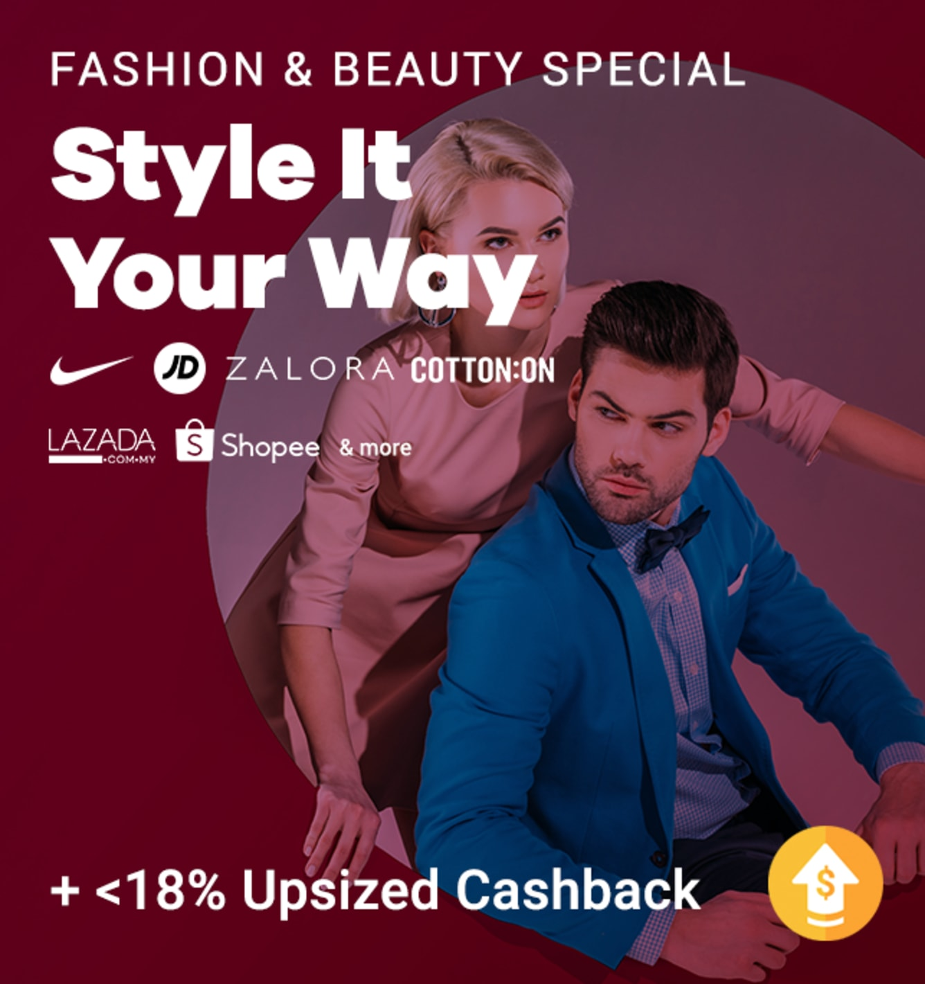 Fashion Sale April - ShopBack
