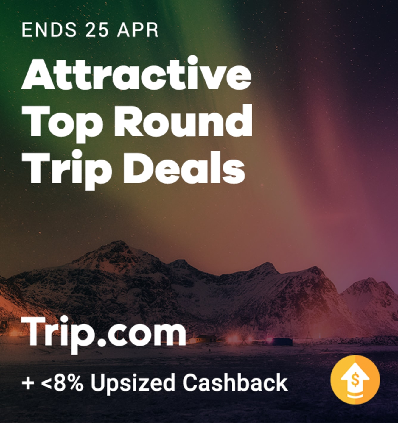 Trip.com 8% Upsize | Apr 2019