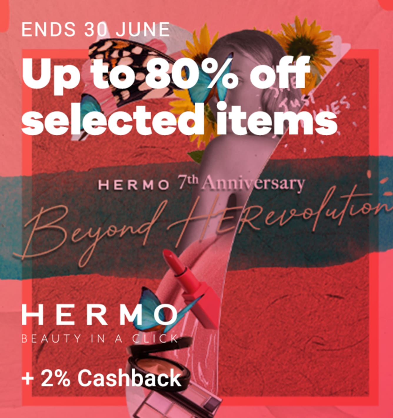 Hermo 612 7th Anniversary Sale