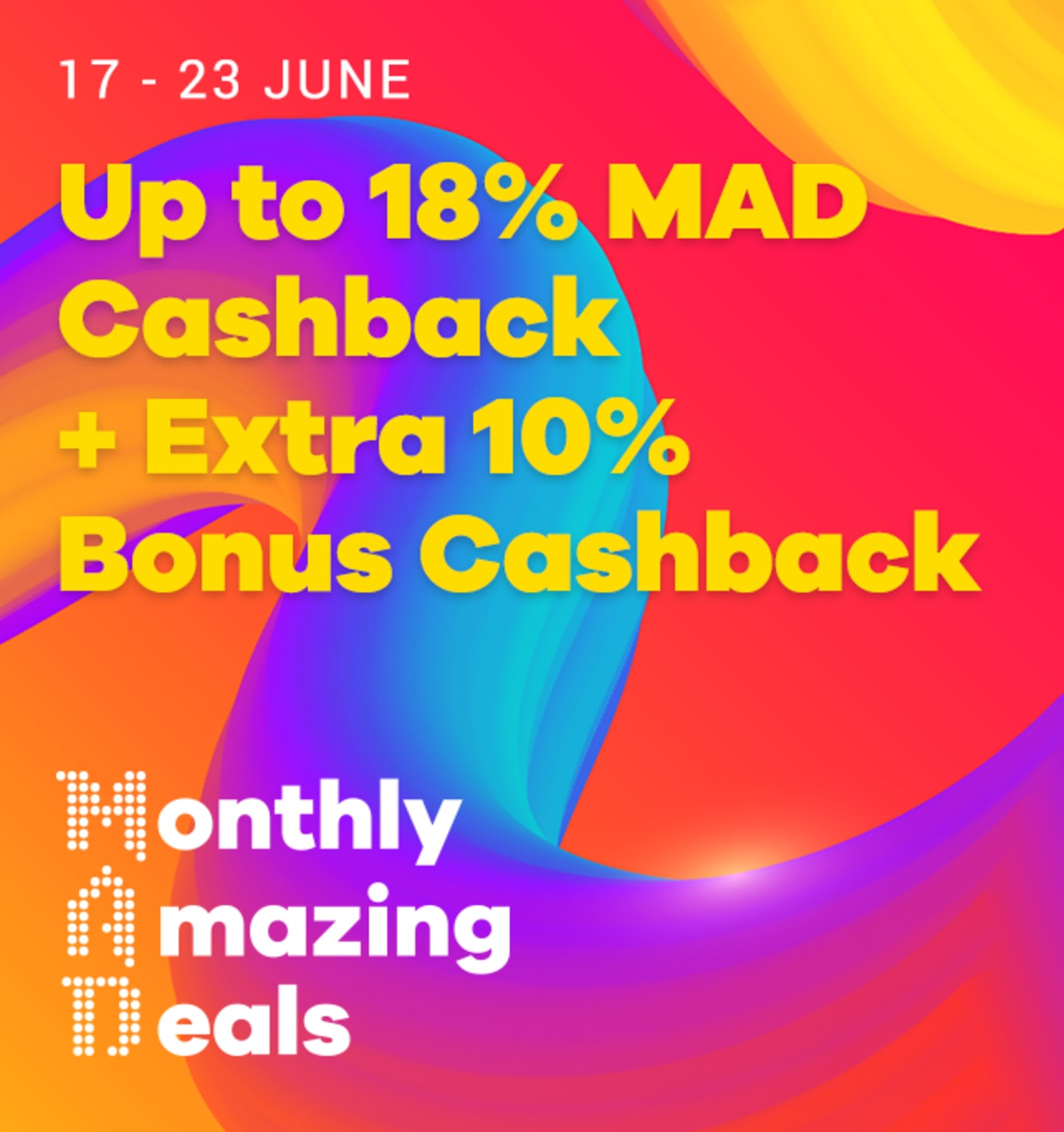MAD | Monthly Amazing Deals
