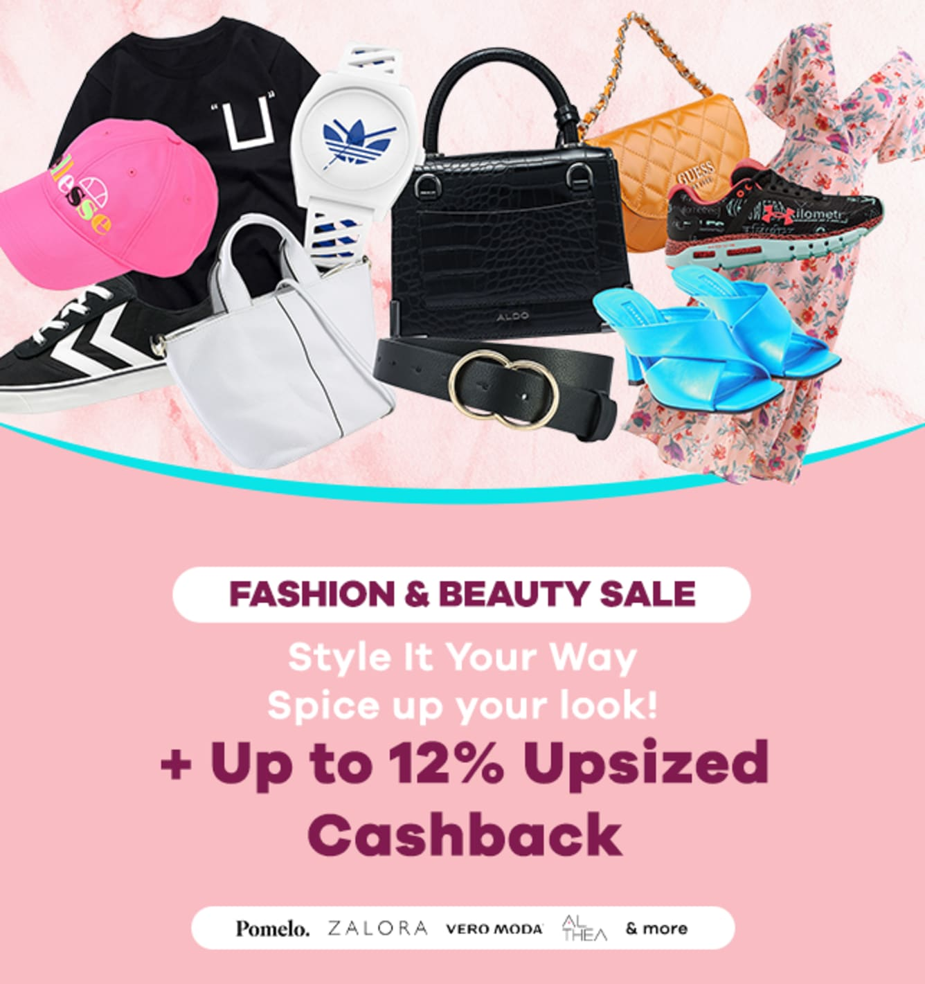 Best Deals Up to 30% Upsized Cashback