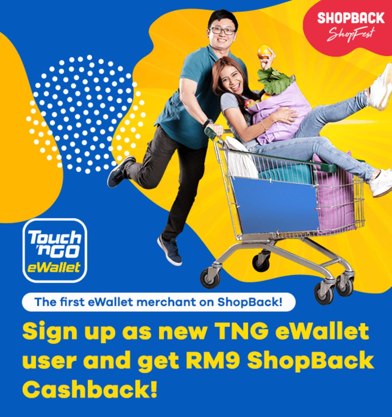 TnG 100% Cashback