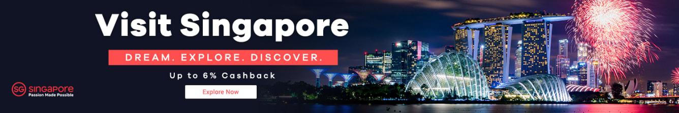 Visit Singapore + Singapore Tourism Board
