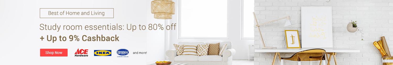 Affordable Home Improvements picks + Cashback on ShopBack