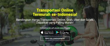 Promo Ojek Online