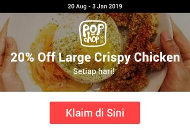 Promo Pop Chop