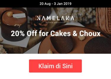 Promo Choux Namelaka