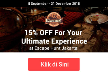 Promo Escape Hunt