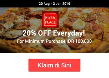 Promo Pizza Place