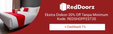 Promo RedDoorz