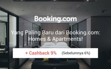 Homes & Apartment Booking.com