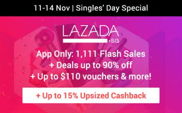 Lazada 11111