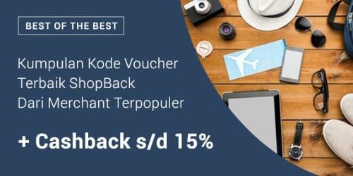 Promo Terbaik ShopBack